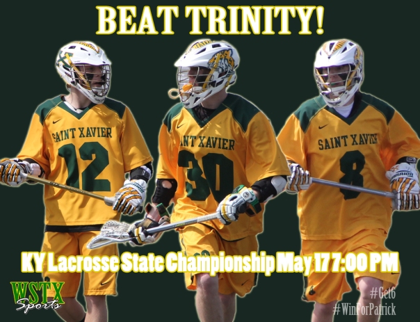 Lacrosse State Championship Beat Trinity