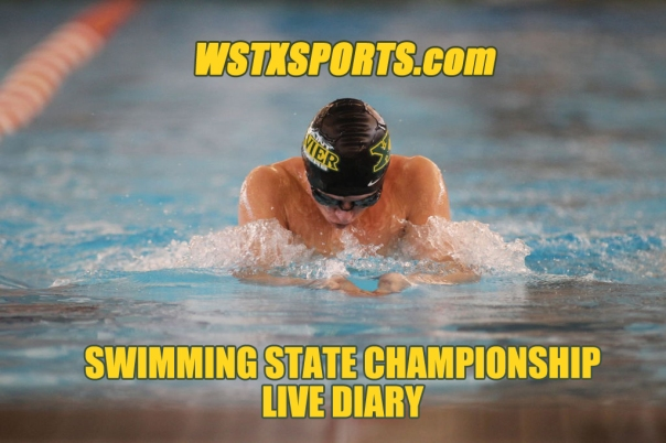Swimming State Championship Live Diary