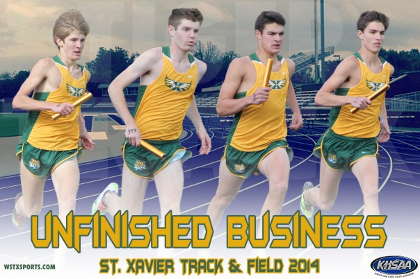4x800 Unfinished Business