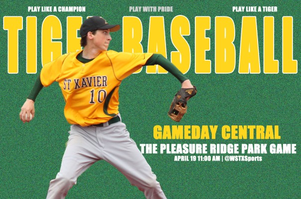 PRP Gameday Central Graphic