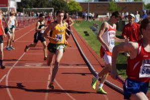 Spencer Hayden | Photo by KYTrackXC.com