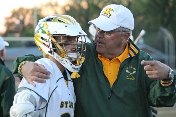 Coach Scott Howe   Photo by Jacob Hayslip