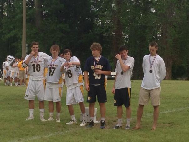 2014 All-District Lacrosse Team | Photo by Chris Raymond
