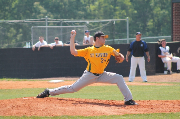Cam Revelette didn't have his best outing, but he kept the game in check for the Tigers | Photo by Jacob Hayslip