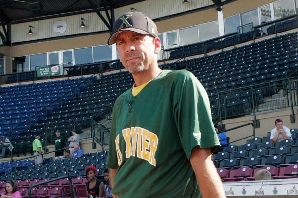 Coach Porta won the Regional Title in his first season as head coach | Photo by Tim Porco