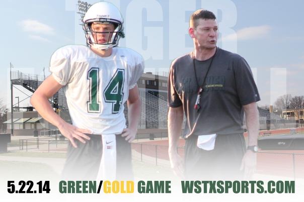 Green Gold Game Bruner Houk
