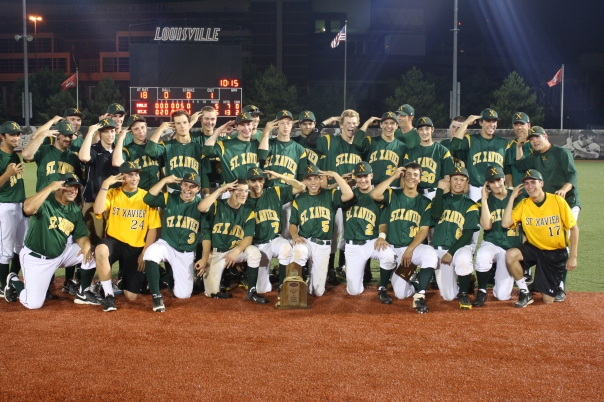 "The Tigers ""held the rope"" to win their third straight Regional Championship 