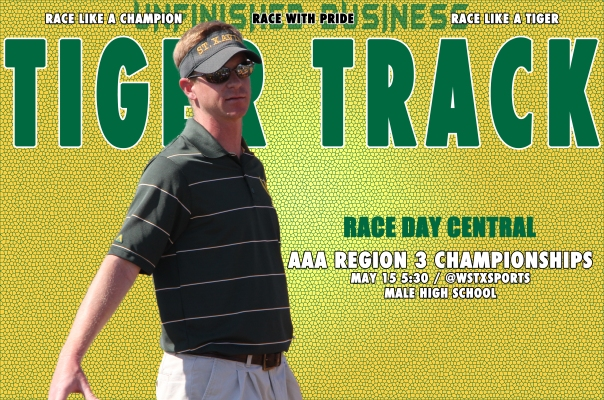 Regional Race Day Central Graphic