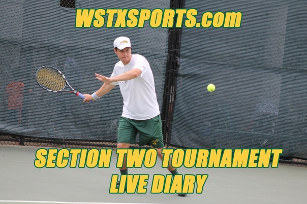 Section Two Tournament Live Diary