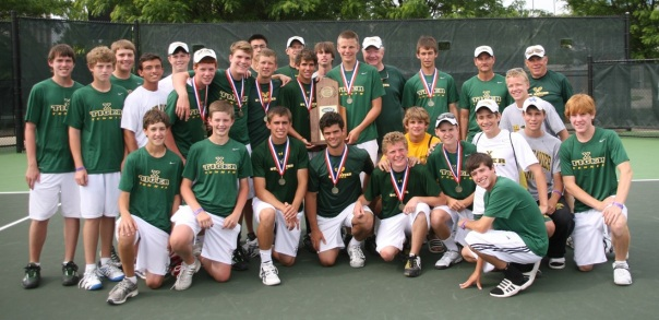 Tennis 2011 State Champions