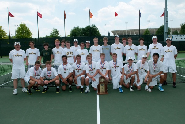 Tennis 2012 State Champions