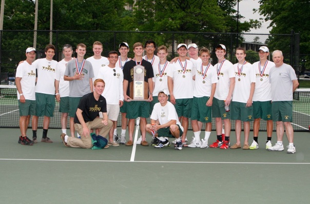 Tennis 2013 State Champions