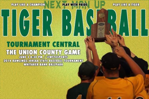 Union County Tournament Central Graphic