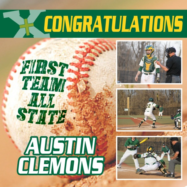 Austin Clemons All-State Graphic