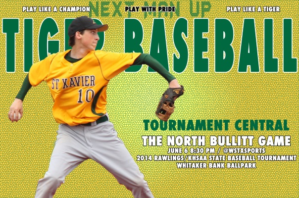 North Bullitt Tournament Central Graphic