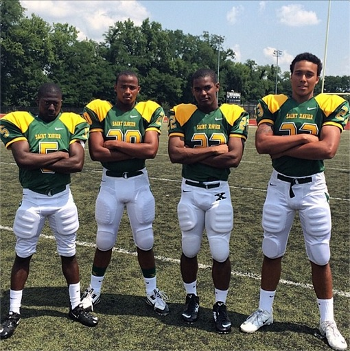 JR Johnson, Josh Russell, Taijon Smith and Chase Rowan are ready to take their games to another level in 2014!
