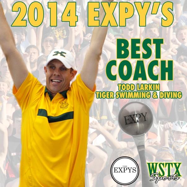 Todd Larkin Best Coach