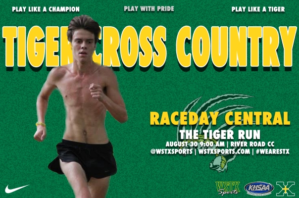 Tiger Run Raceday Central Graphic
