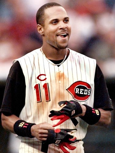HOF shortstop Barry Larkin | Photo via