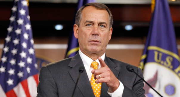 John Boehner is an instrumental part of Congress. | Photo via