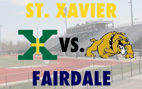 Tiger Football vs Fairdale
