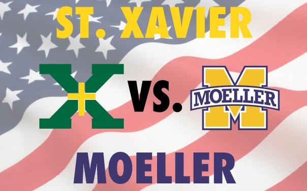 Tiger Football vs Moeller