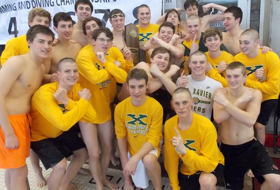 2015 Swimming State Champions