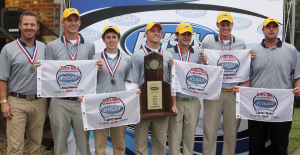 2014 Tiger Golf | Photo by KHSAA