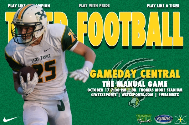 Manual Gameday Central Graphic