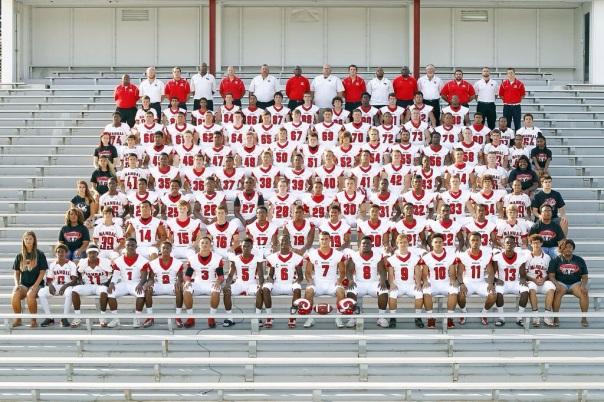 The 2014 Manual Football Team