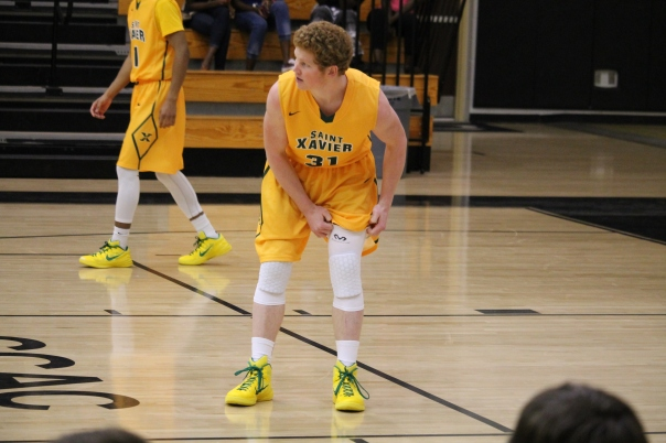 Lucas Miller is leading the Tigers in scoring thus far, averaging 11.4 points per game. | Photo by Jacob Hayslip
