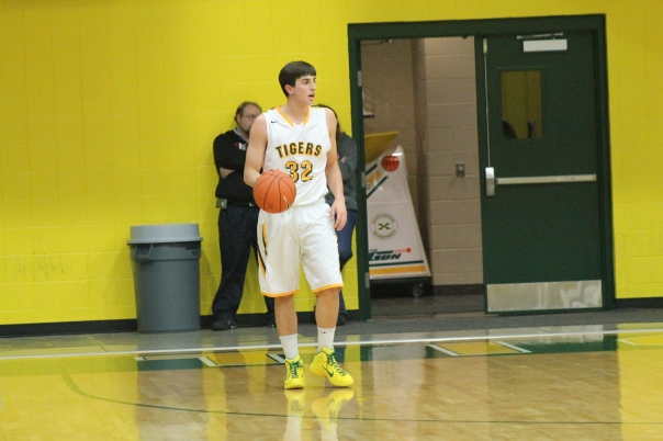 Will Olsen will need to have a solid performance if St. X wants to win. | Photo by Jacob Hayslip