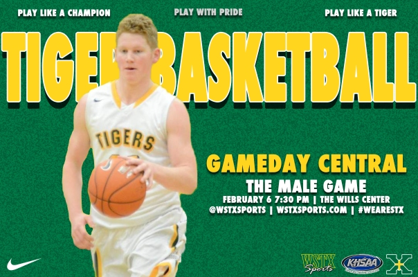 Male 2015 Basketball Gameday Central Graphic