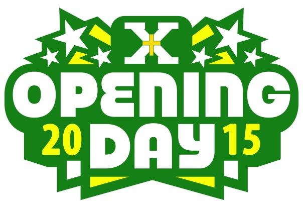 Tiger Baseball Opening Day 2015