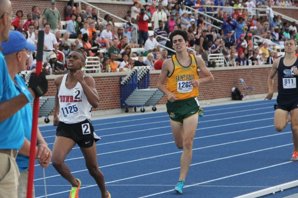 William Mulloy will be a force to be reckoned with in the distance events this season. | Photo by Jana Bollinger