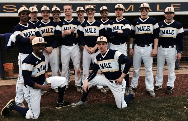 2015 Male Baseball