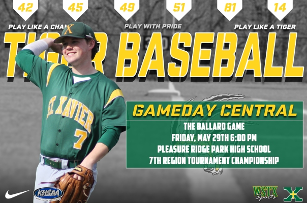 Ballard 2015 Baseball Postseason Gameday Central