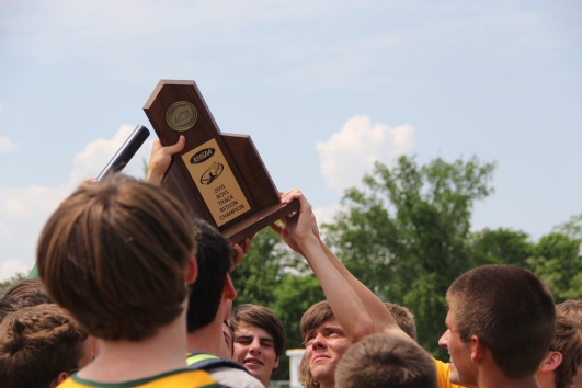 2015 Region Trophy 2