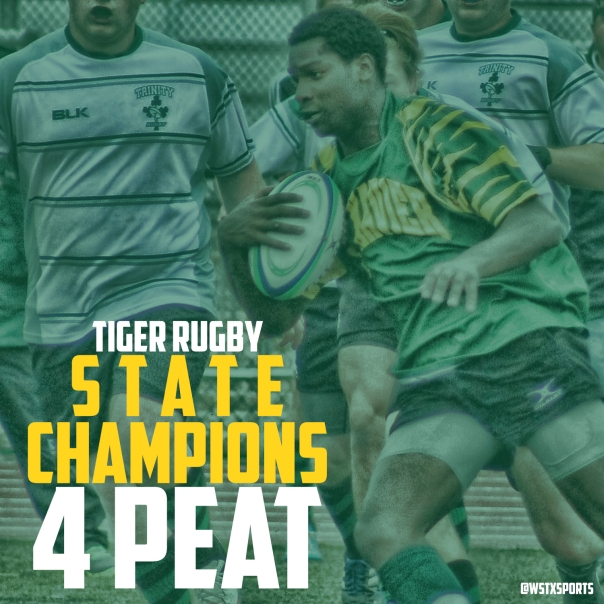 Rugby State Champs