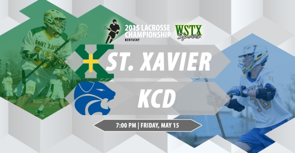 St. Xavier vs. KCD Graphic