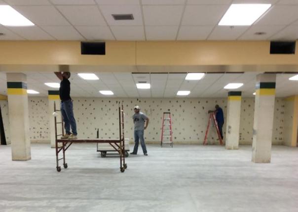 Weight Room Renovation