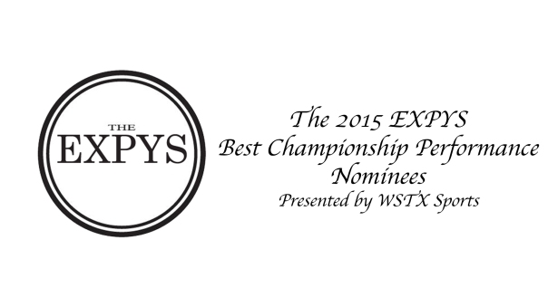 Best Chamionship Performance EXPY Nominees