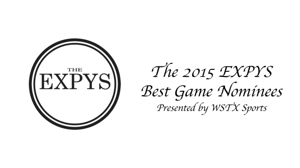 Best Game EXPY Nominees