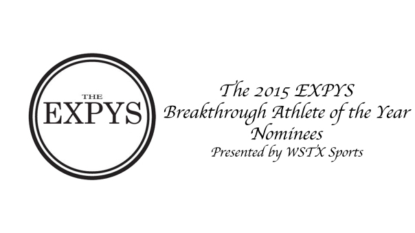 Breakthrough Athlete EXPY Nominees