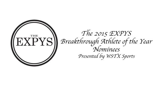 Breakthrough Athlete EXPY Nominees