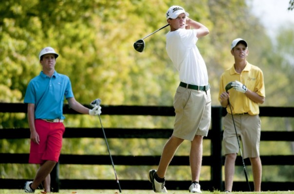 Cooper Musselman during the 2012 Kentucky High School State Championship | Photo by Nathan Morgan | Daily News
