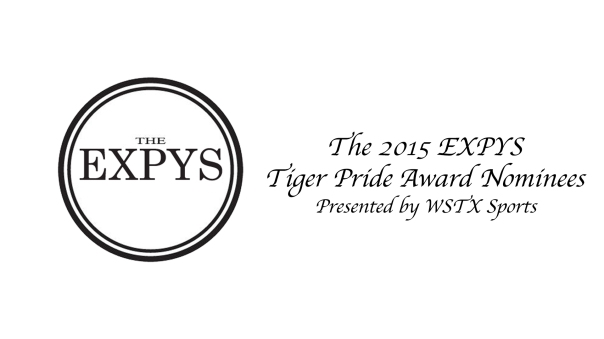 Tiger Pride Award EXPY Nominees