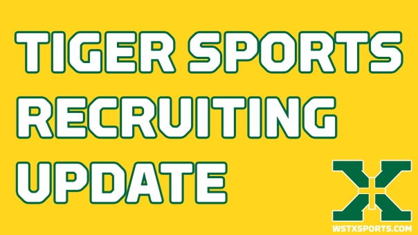 Tiger Sports Recruiting Update