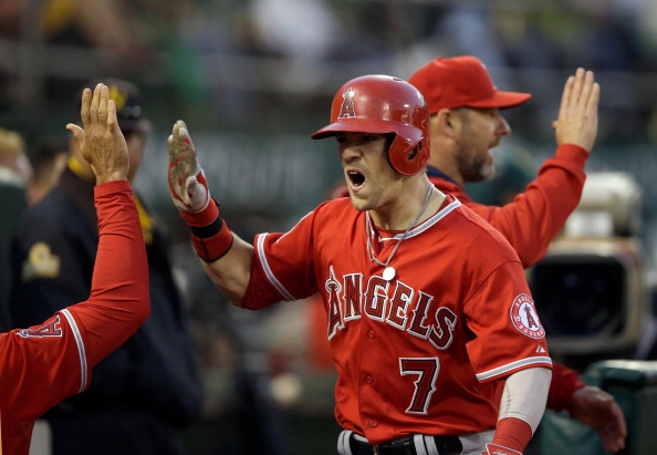 Collin Cowgill | Photo by Ezra Shaw/Getty Images
