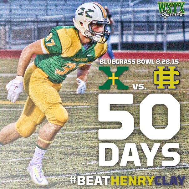 Tiger Football 50 Days